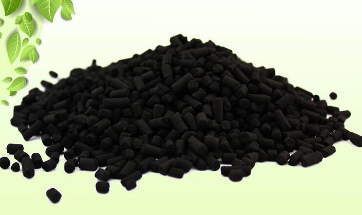 T煤质柱状活性炭